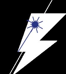 Laser Lightning Rod