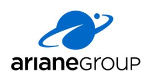 Arianegroup – Beneficiary